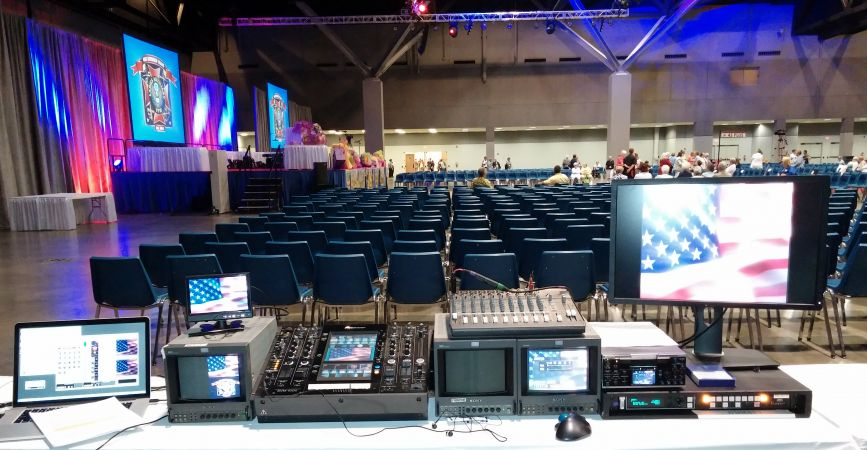 Video Production VFW Convention #321<br>4,148 x 2,154<br>Published 2 years ago