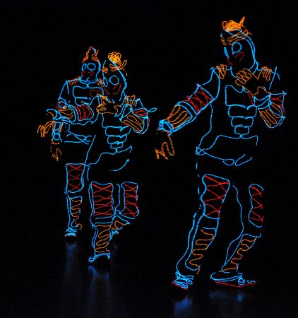 EL Wire Dance Troupe #341<br>2,668 x 2,848<br>Published 1 year ago